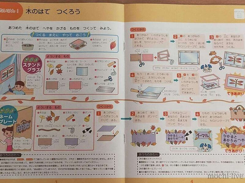 Z会小学生コース(理科のたね)