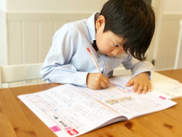 Z会幼児コースの学習効果
