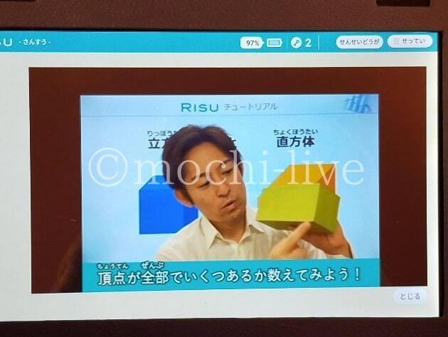 RISU算数の解説動画